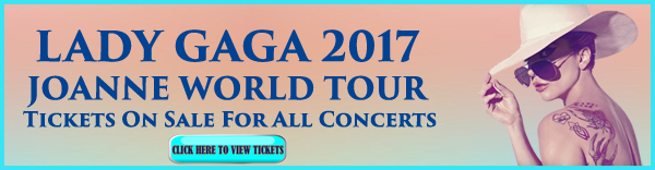 Lady Gaga Chicago Tickets