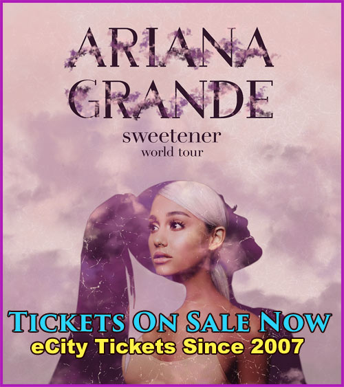 Find Ariana Grande Tickets