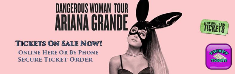 Ariana Grande New York Tickets