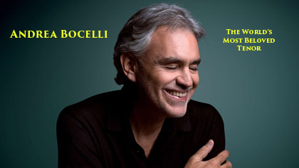 Andrea Bocelli Tickets New York