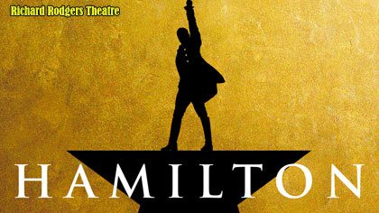 Hamilton Musical New York Tickets