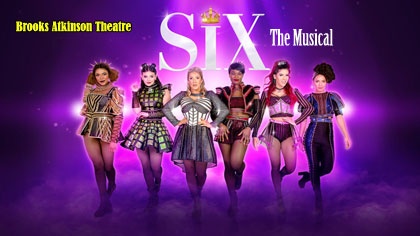 Six The Musical New York Tickets